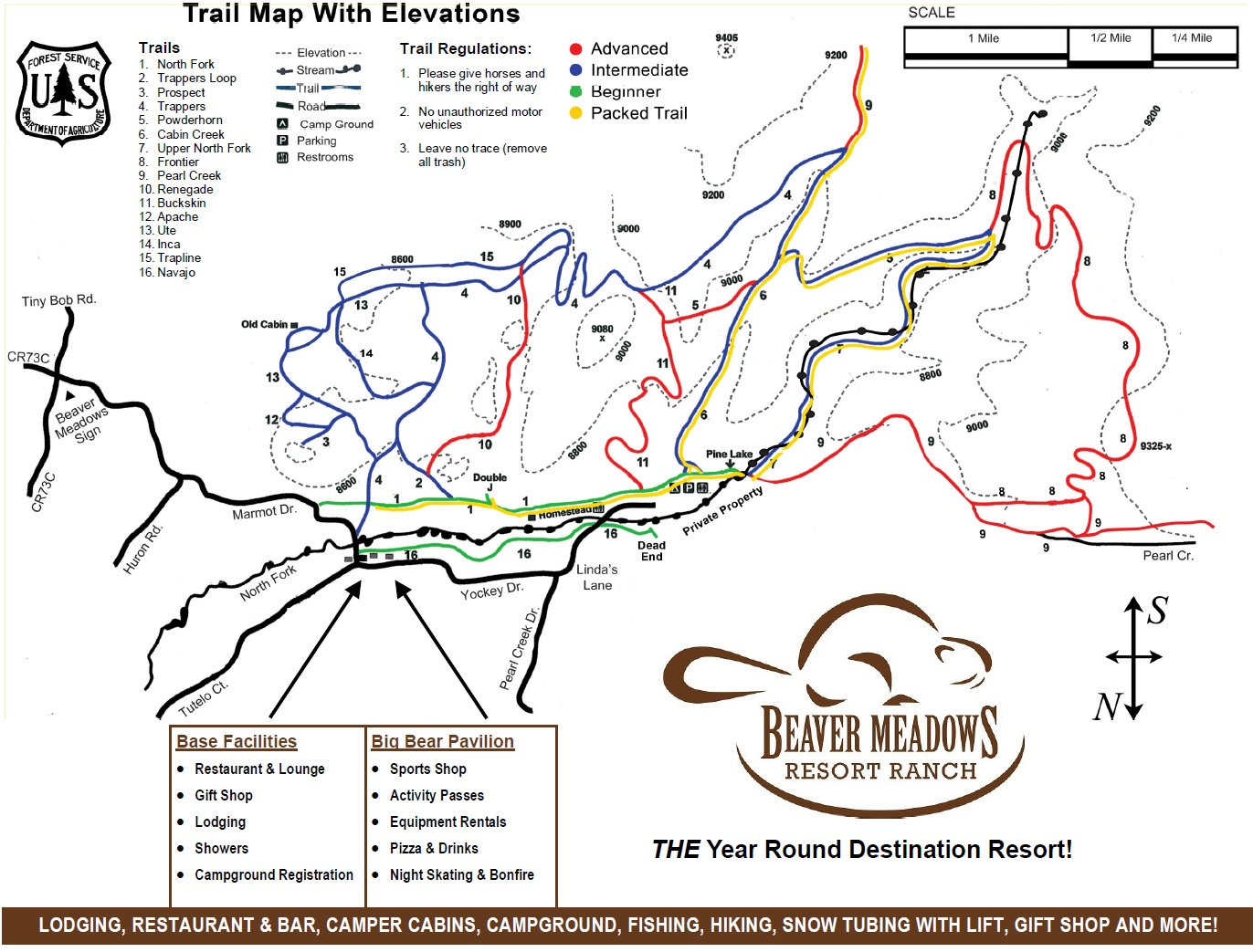 Click to download BMRR Trail Map.